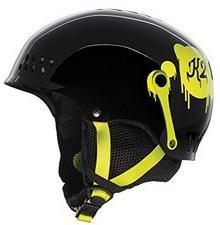 K2 Kask dziecięcy alpejskich Entity, czarny, XS 10A4003.1.1_black_XS