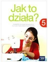 Nowa Era Jak to działa 5 Podręcznik. Klasa 5 Szkoła podstawowa Technika - Marta Łabecka, Lech Łabecki