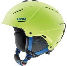 Uvex p1us 2.0 2018 limonkowy KASK P1US 2.0 59-62 LIME MAT