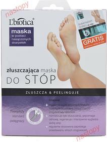 L'biotica Skarpetki złuszczające L`biotica