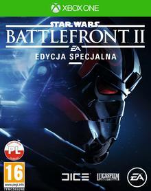 Star Wars Battlefront II Edycja Specjalna XONE