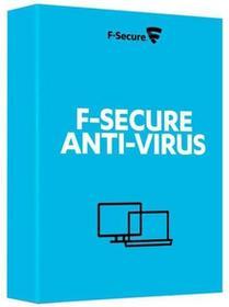F-Secure Anti-Virus PC & MAC (1 stan. / 1 rok) - Nowa licencja