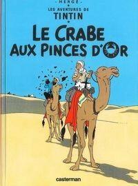Tintin Le Crabe aux pinces d'or - Nowela