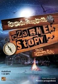 Aleksandria Czarne stopy (audiobook CD) - Seweryna Szmaglewska