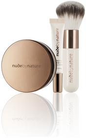 Nude by Nature Nude by Nature Makijaż TRUE BEAUTY Deluxe Complexion Collection Zestaw do makijażu