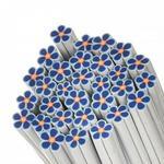 Dekorynka Laski FIMO 85 do wyrobu koralików i plasterków 3szt.