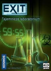 Galakta EXIT: Gra tajemnic - Tajemnicze laboratorium