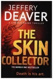 Jeffery Deaver The skin collector - mamy na stanie, wyślemy natychmiast