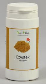NatVita Czystek mielony 50 g