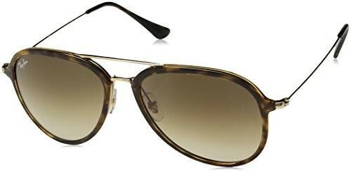Ray Ban Okulary przeciwsłoneczne RB 4298 Havana Light Brown tekst  cieniowany unisex 0RB4298710 5157 a0b117143015
