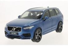 Welly Volvo XC 90 (metallic blue)