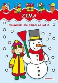 Siedmioróg Zima Malowanki od lat 2