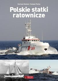 Księży Młyn Dom Wydawniczy Polskie statki ratownicze