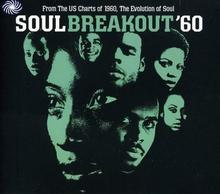 Rockers Publishing Soul Breakout 60 From The Us Charts Of 1960 the Evolution Of Soul) Różni Wykonawcy Płyta CD)