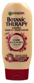 Garnier Botanic Therapy odżywka wzmacnia włosy łamliwe Olejek Rycynowy i Migdał 200ml