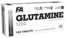FA Nutrition Performance Glutamine 1250 - 120 tab. 008958