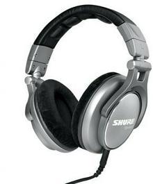 Shure SRH 940 srebrne