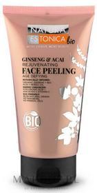 Natura Estonica Peeling odświeżający do twarzy Żeń-szeń i jagody acai - Estonica Ginseng & Acai Face Peeling Peeling odświeżający do twarzy Żeń-szeń i jagody acai - Estonica Ginseng & Acai Face Peeling
