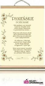 Dyplom Życzenia Wieczór Panieński Ecru 1711