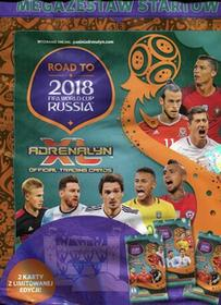 Panini Adrenalyn XL Road to 2018 FIFA World Cup Russia Megazestaw startowy