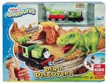 Fisher Price Tomek i przyjaciele Przygoda w Dinoparku FBC67