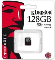 Kingston Micro SD Class 10 Gen2 128GB