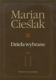 Wydawnictwo Uniwersytetu Jagiellońskiego Dzieła wybrane Tom 2 Polska procedura karna - Marian Cieślak