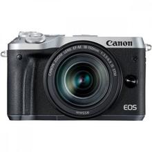 Canon EOS M6 +18-150 IS STM srebrny