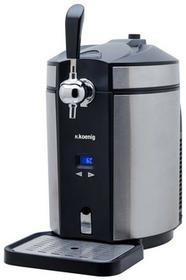 H.KOENIG Dystrybutor do piwa H.KOENIG BW1880 / 65 W / regulacja temperatury elektroniczna / antypoślizgowe nóżki 3760124954043