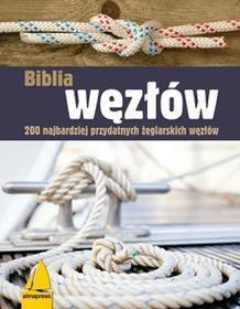 Biblia węzłów - dostępny od ręki, natychmiastowa wysyłka