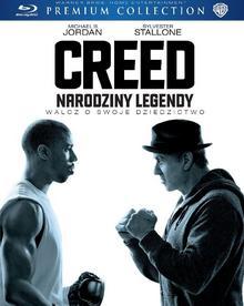 Creed Narodziny legendy Premium Collection Blu-ray) Ryan Coogler