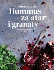 Buchmann / GW Foksal Hummus za'atar i granaty - Khanafer Samar