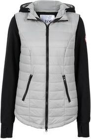 BonprixKamizelka outdoorowa 3 w 1 z wyjmowaną bluzą z polaru szary