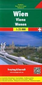 Freytag&berndt Wiedeń mapa 1:25 000 Freytag & Berndt - Freytag & Berndt