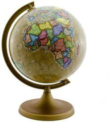 Zachem Globus polityczny stylizowany 16 cm