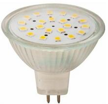 Helios Żarówka LED SMD reflektor 12V 2.5W Gu5.3 260lm 1CT/10 3000K 15000h LED-0037