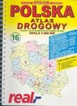 PIĘTKA Atlas Samochodowy Polski 1:200 - Piętka