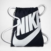 b406d396ac08a -27% Nike WOREK PLECAK SPORTOWY HERITAGE GYMSACK NAVY BA5351-451