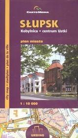 Cartomedia Słupsk plan miasta 1:10 000 - CartoMedia