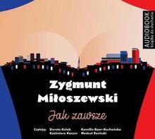 Biblioteka Akustyczna Jak zawsze audiobook CD) Zygmunt Miłoszewski