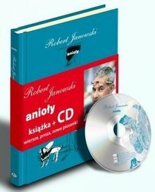 Anioły (książka + CD) - Robert Janowski