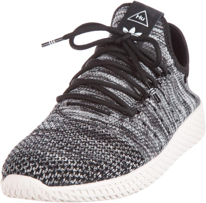 release date: 3917a 93d72 ... Adidas Originals Originals Pharrell Williams Hu Sneakers Czarny Biały  40 23 (214917) ...
