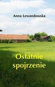 Instytut Wydawniczy Książka i Prasa Ostatnie spojrzenie - Anna Lewandowska