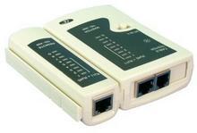 LogiLink Tester kabli do zlacz RJ11,RJ12,RJ14 z jednostką zdalna WZ0010