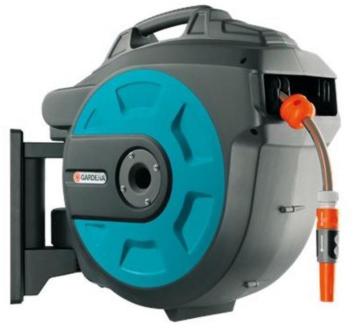 Gardena bęben naścienny Comfort 35 roll up automatic 8024 20)