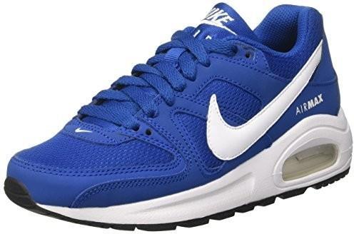 new product 701b1 d7861 Nike Air Max Command Flex (GS) unisex-Kinder Sneaker - niebieski - 38.5 EU  B071G3DL9G - Ceny i opinie na Skapiec.pl