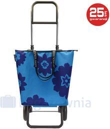 ROLSER Wózek na zakupy Logic RG Mini Bag CALA Azul Niebieski - niebieski Logic RG Mini Bag CALA Azul - NOWOŚĆ!