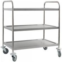 Stalgast Wózek kelnerski 3-półkowy 661030