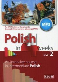 Rea Polish in 4 weeks level. 2 + CD Marzena Kowalska
