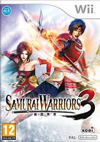 Samurai Warriors 3 Wii